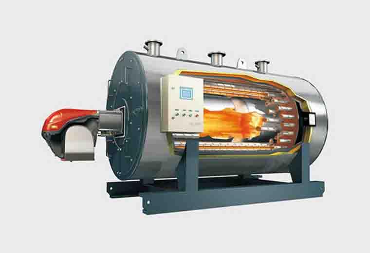 济南热水锅炉